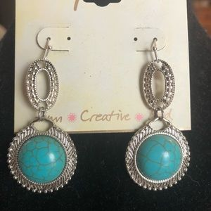 NWT Erica Lyons earrings